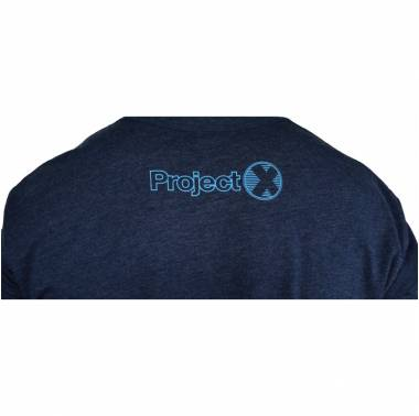 T-shirt homme crossfit Feats of Strength bleu - Project X. Boutique Snatched vetements sport