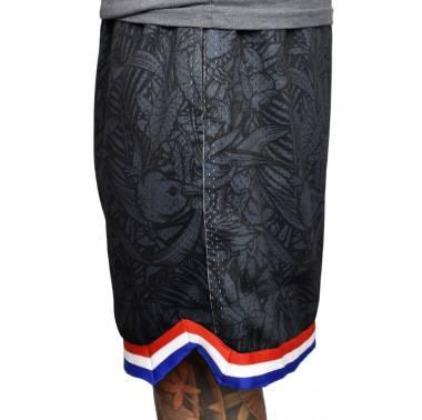 Short homme crossfit gris Hoop Charcoal Ohana - Project X - boutique snatched vetements sport