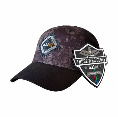 Patch Honor Those Who Serve - 5.11 tactical - gilet lesté sac à dos - boutique snatched accessoires
