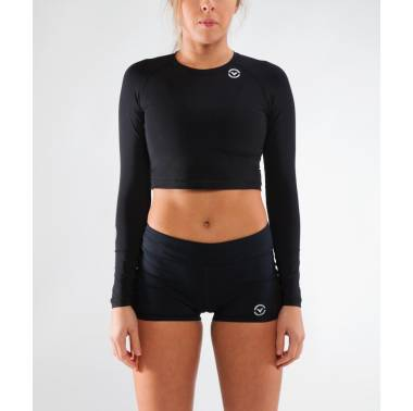 Crop top Virus Performance - ECO45 - Widow Stay Cool. Boutique snatched vetements femme sport crossfit