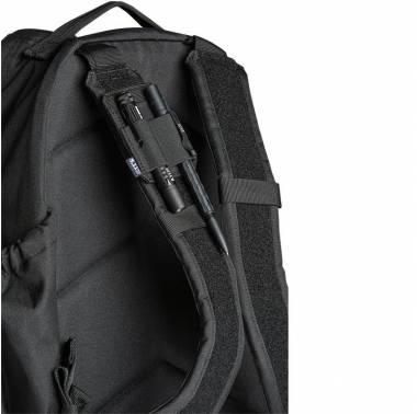 Sac à dos crossfit Morale Pack 20 L noir - 5.11 tactical - boutique snatched equipement et accessoires