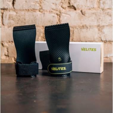 Maniques Crossfit Hand Grips Quad Carbon velites boutique Snatched accessoires sport fitness training tractions