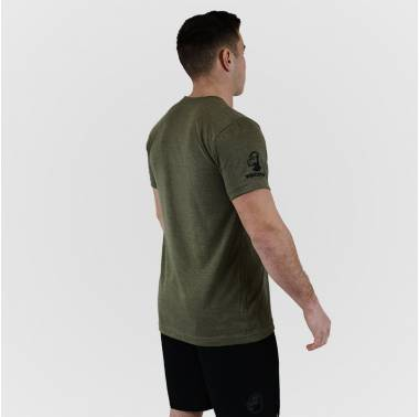 t-shirt-kaki-classic-men thorus wear snatched