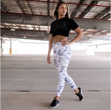 Legging Femme Snowcam - Rokfit - Boutique Snatched vêtements femme crossfit training sport fitness