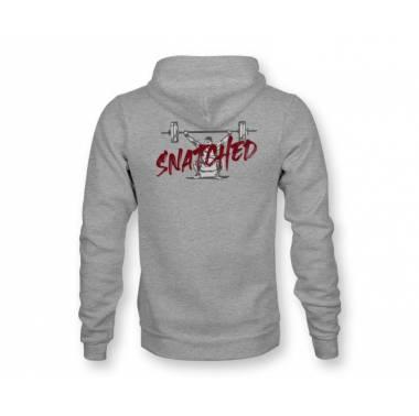 Sweat Homme Snatched - Le snatch français. Boutique Snatched vêtements crossfit hommes sport fitness training