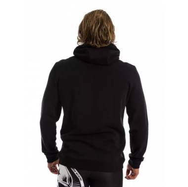 Hoodie Homme noir We don't quit - Northern Spirit. Boutique snatched vêtements homme crossfit sport