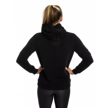 Hoodie Femme noir Unicorn - Northern Spirit. Boutique vêtements femmes crossfit sport