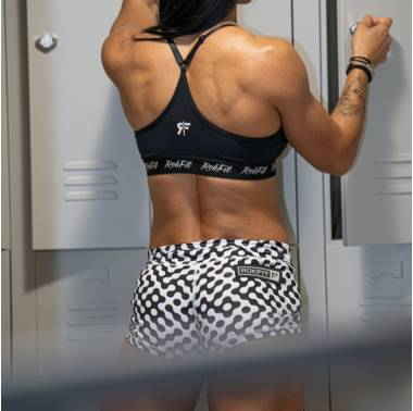 Booty Short femme NEW WAVE - Rokfit