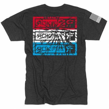 T-shirt Unisexe ROKMERICA - Rokfit