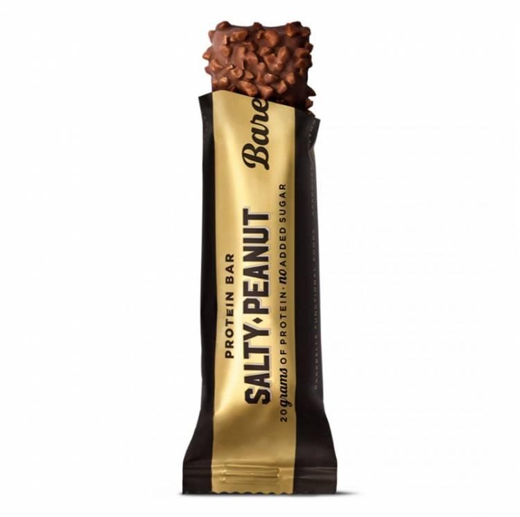 Barre protéinée Salty Peanuts - Barebells