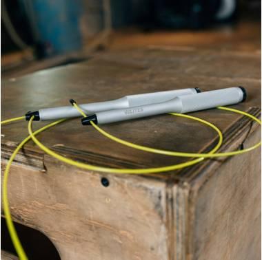 Corde à sauter Fire 2.0 Silver - Speed Rope - Velites