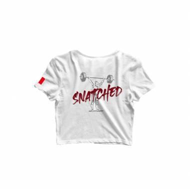 Crop top Femme Snatched - Le snatch français