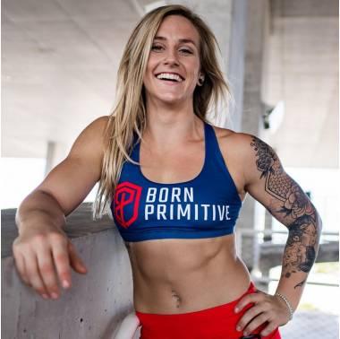 Brassière femme Born Primitive - Vitality Sports Bras - Navy Blue
