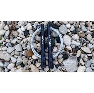 Corde BLACK BEE ROPE PICSIL Corde à Sauter crossfit accessoires snatched