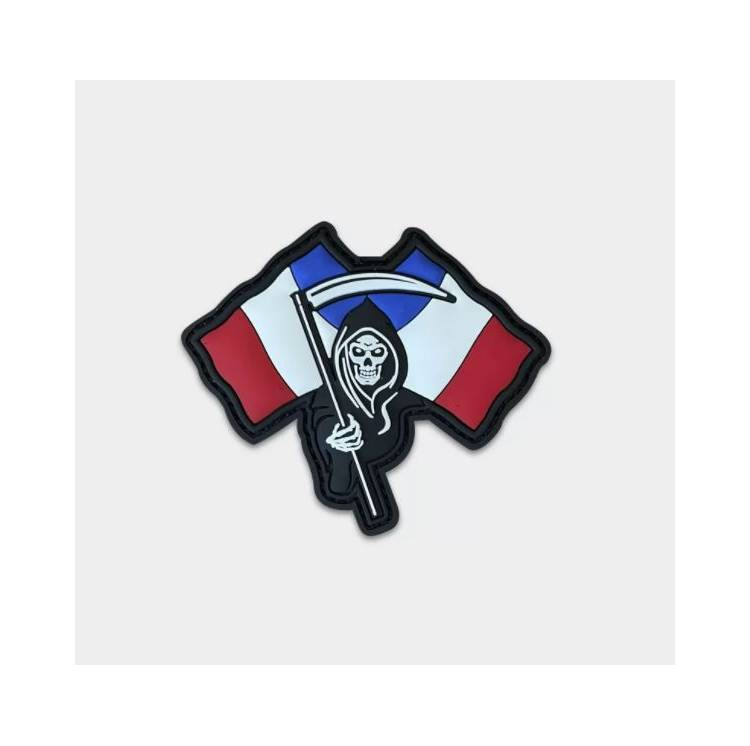 PATCH PVC - FRENCH DEATH