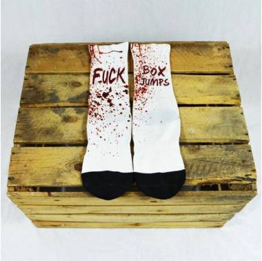 Chaussettes F**k Box jump V2 - Wodable