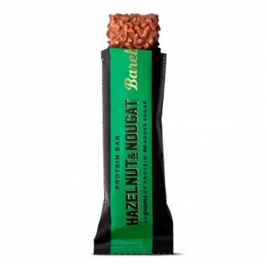 Barre protéinée Hazelnut & Nougat - Barebells - crossfit nutrition snacks