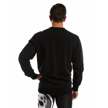 Sweat Homme Pride Skull- Northern Spirit sport crossfit noir