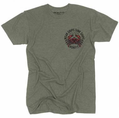 T-shirt homme crossfit weak-grips-sink-ships-homme-rokfit back
