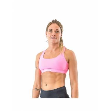 Brassière sport Classic pink - Thorus Wear - Boutique vetement crossfit femme
