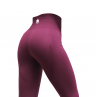 Legging sport crossfit Athena prune- Tyce brothers - boutique vetements snatched