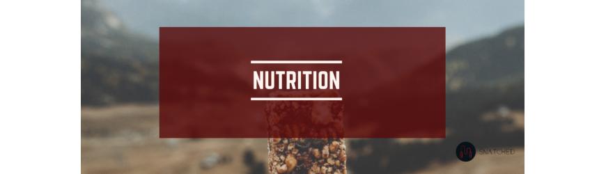 Nutrition CrossFit ® et fitness fonctionnel barres protéinées, snacks