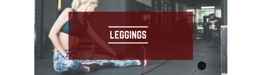 Leggings CrossFit ® pour Femmes - Boutique Snatched