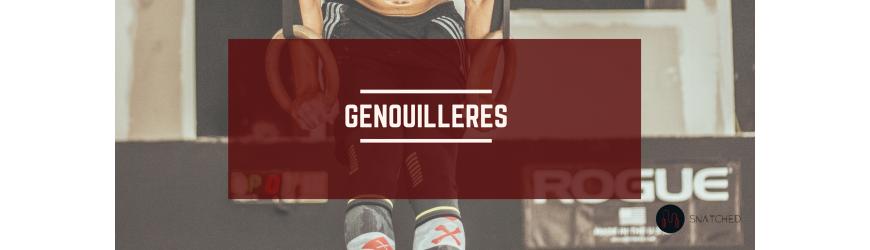 Genouillères CrossFit ® - Boutique accessoires Snatched