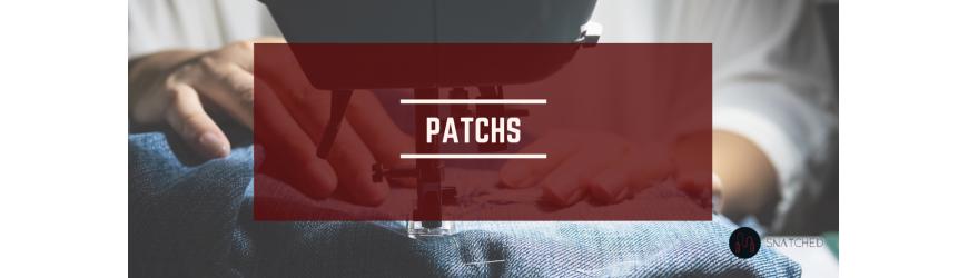 Patchs velcro en silicone pour sacs et gilets lestés CrossFit
