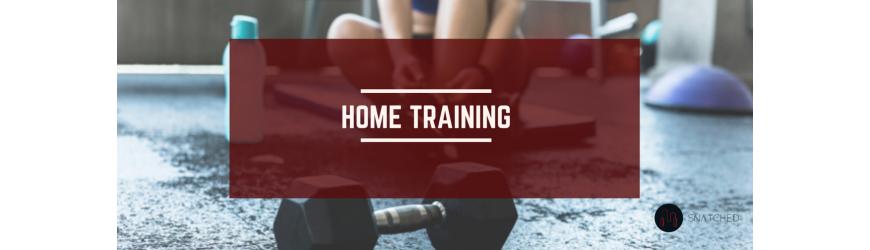 Home training - Equipement Crossfit pour la maison