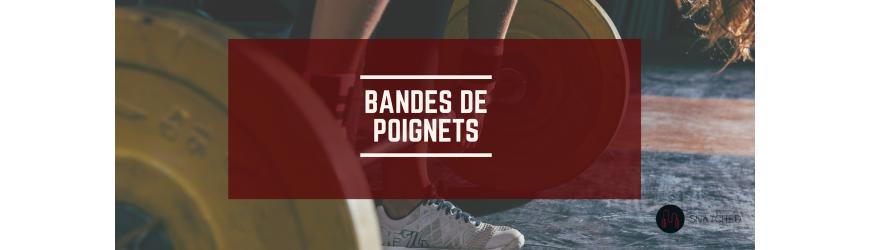 Bandes de poignets et protège-poignets pour le CrossFit - Snatched